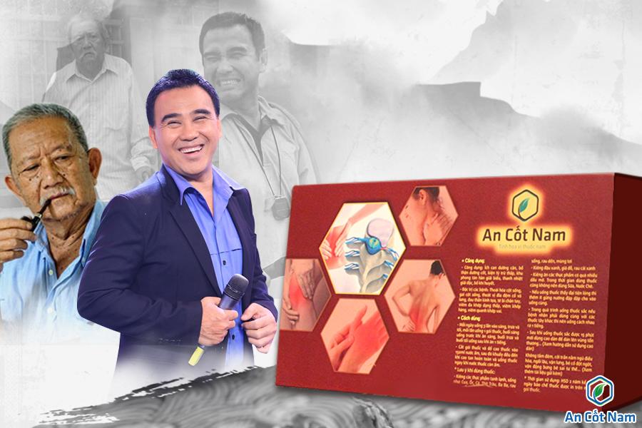 MC Quyền Linh, NS Mạc Can tin tưởng sử dụng An Cốt Nam