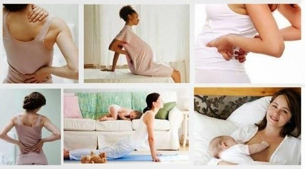Cách giảm đau nhức xương khớp sau sinh hiệu quả tại nhà