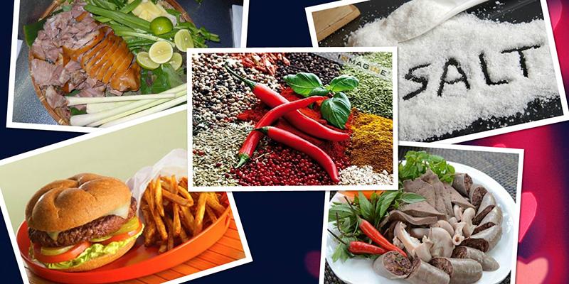 Những thực phẩm có hại cho người bị thoái hóa khớp gối