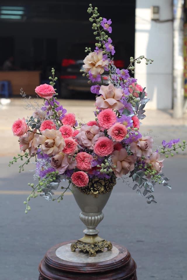 Shop hoa tươi đẹp tại hội an